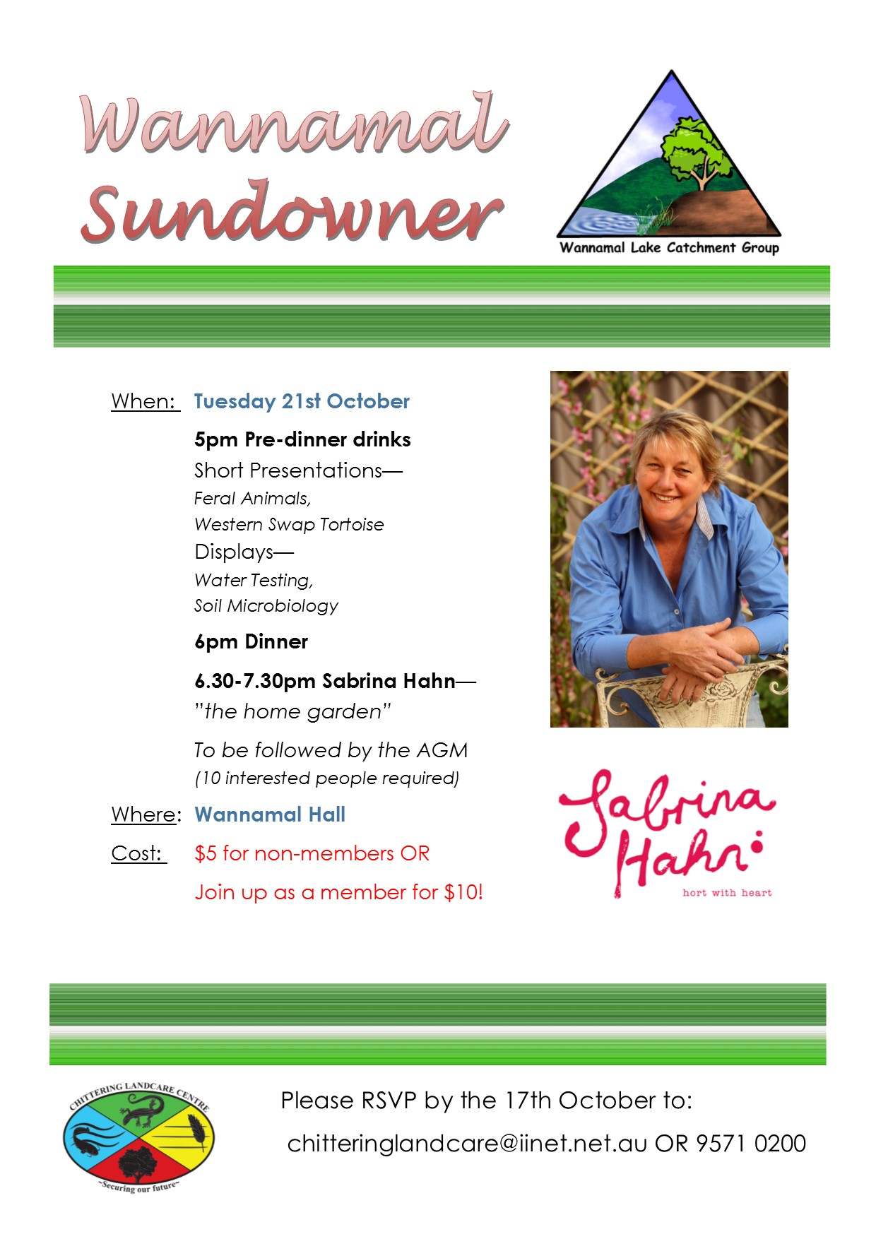 Wannamal Sundowner Flyer